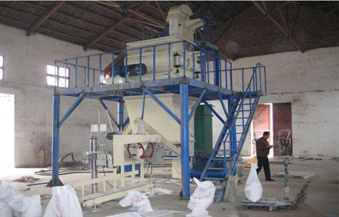 单层塔楼式生产线